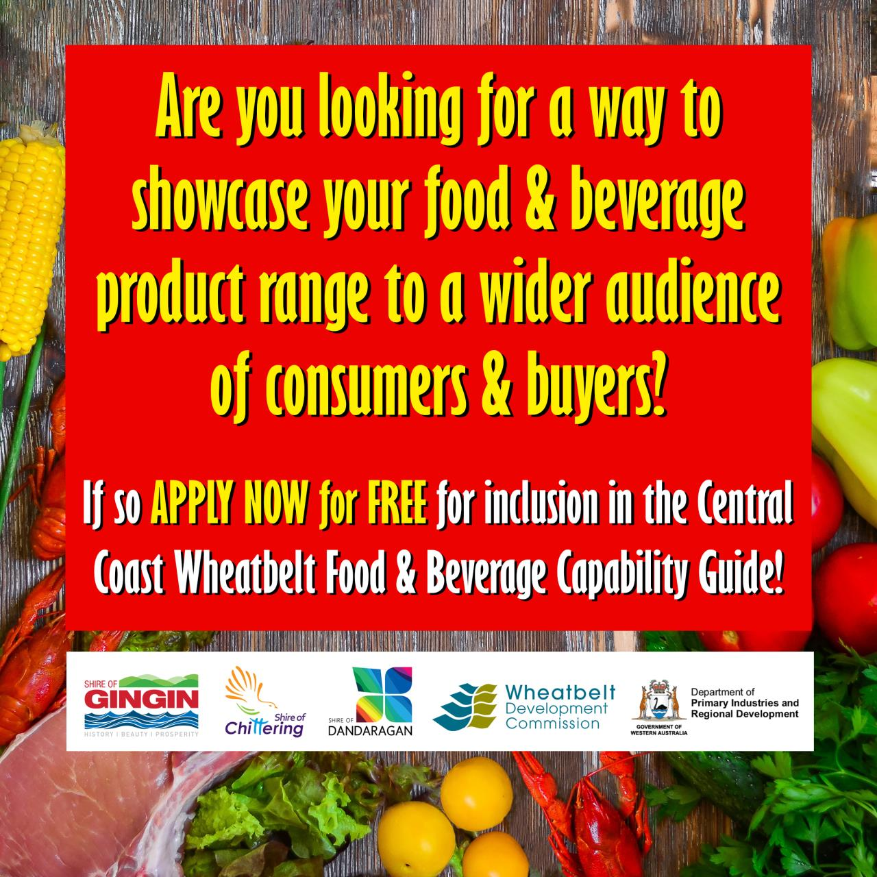The Central Coast Wheatbelt Food & Beverage Guide